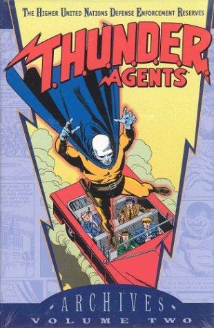 T.H.U.N.D.E.R. agents archives by