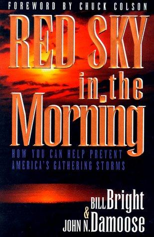 Red sky in the morning by Bill Bright