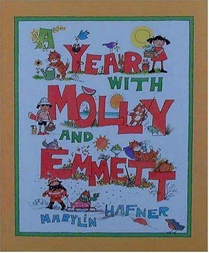 A year with Molly and Emmett by Marylin Hafner