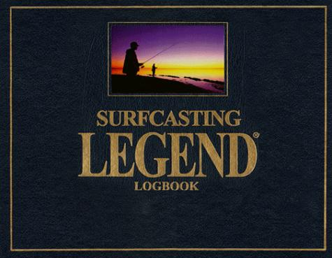 Surfcasting Legend Logbook by Glenn Murray