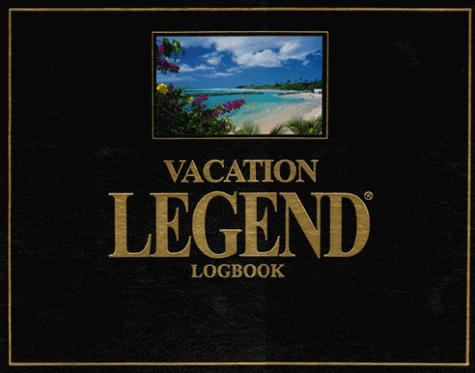 Vacation Legend Logbook by Glenn Murray