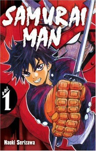 Samurai Man, Volume 1