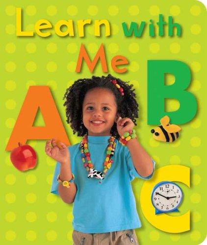 Learn with Me ABC (Learn With Me) by Ivan Bulloch