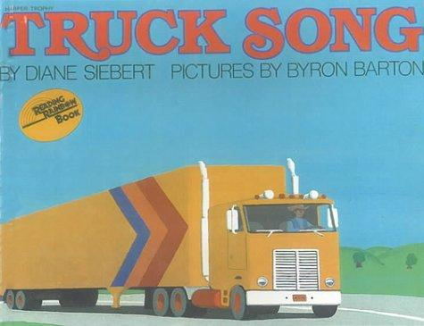 Truck Song (Reading Rainbow Book)