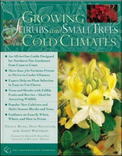 Image 0 of Growing Shrubs and Small Trees in Cold Climates