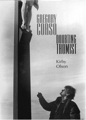 Gregory Corso by Kirby Olson