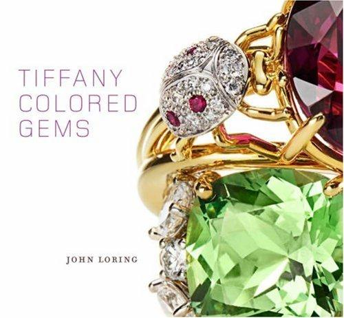 Tiffany Colored Gems by John Loring