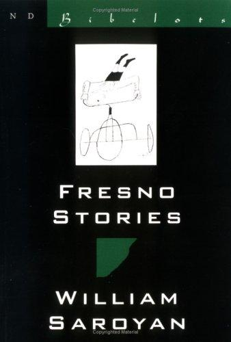 Fresno stories by Aram Saroyan