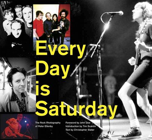 Every Day Is Saturday by Christopher Slater