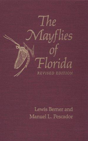 The mayflies of Florida by Lewis Berner