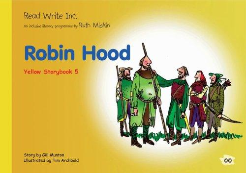 Read Write Inc.: Set 5 Yellow: Colour Storybooks