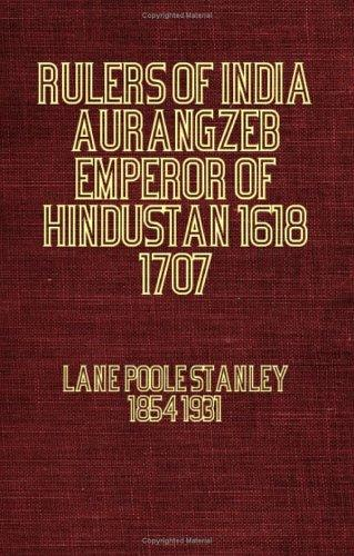 Rulers Of India by Stanley Lane-Poole