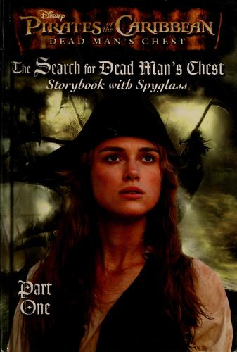 The search for dead man's chest by Tisha Hamilton