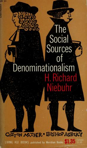 The social sources of denominationalism.