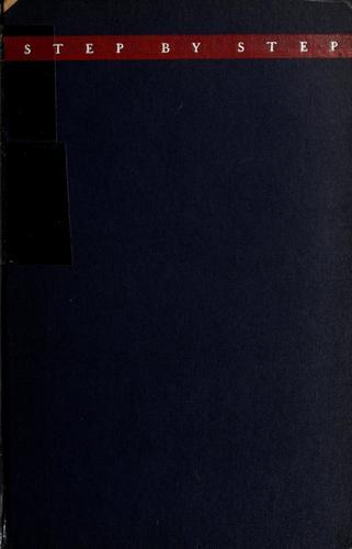 Step by step, 1936-1939.