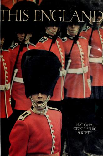 This England by National Geographic Society (U.S.)