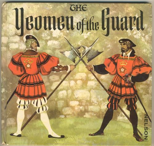 The Yeomen of the Guard by Martha Mearns