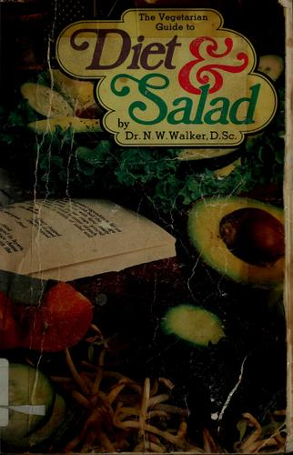 Diet and salad suggestions by Norman Wardhaugh Walker