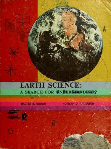 Earth science by Brown, Walter R.