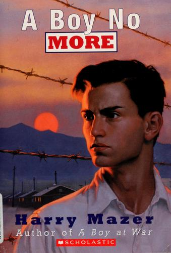 A boy no more by Harry Mazer