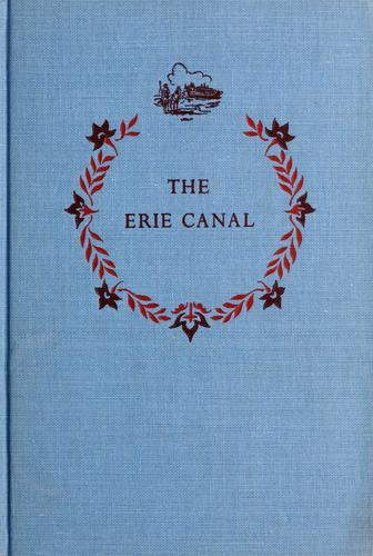 The Erie Canal by Samuel Hopkins Adams
