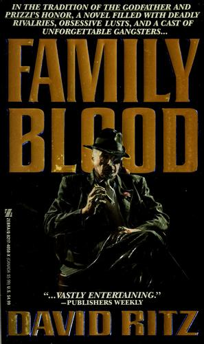 Family blood by David Ritz