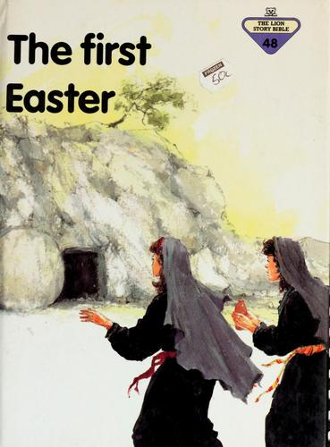 The first Easter by Penny Frank