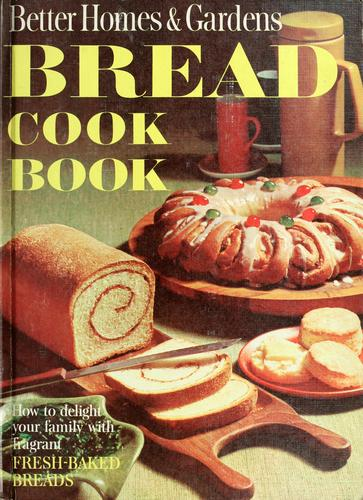 Bread cook book by