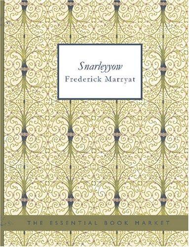 Snarleyyow (Large Print Edition)