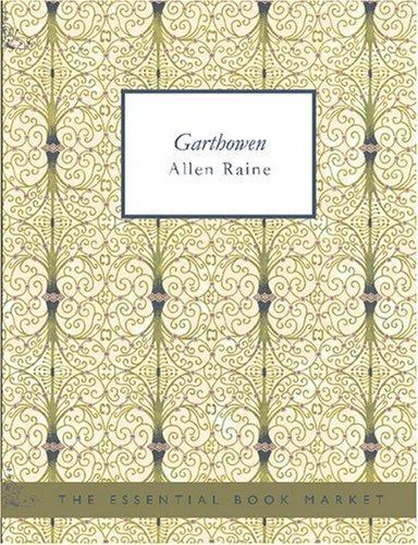 Garthowen (Large Print Edition)