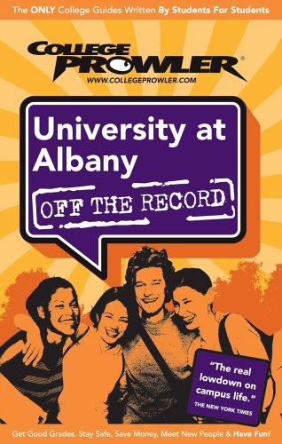 University at Albany NY 2007 by College Prowler