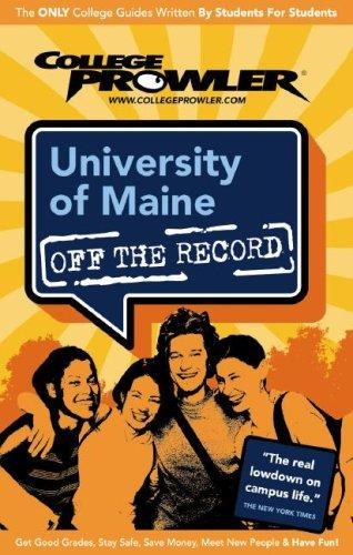 University of Maine by College Prowler