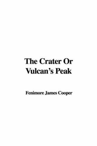 The Crater Or Vulcan's Peak