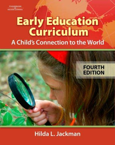 ^ Early Childhood Curriculum by Hilda Jackman