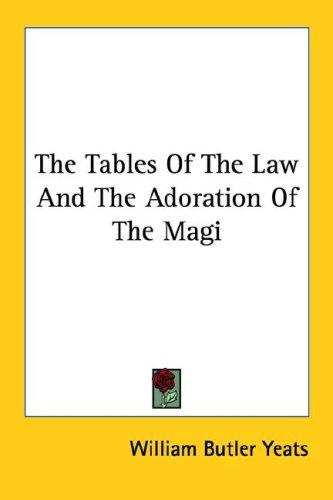 The Tables Of The Law And The Adoration Of The Magi