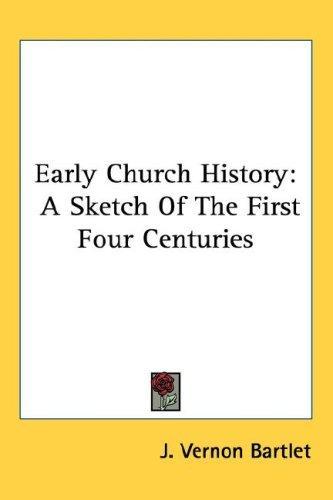 Early Church History