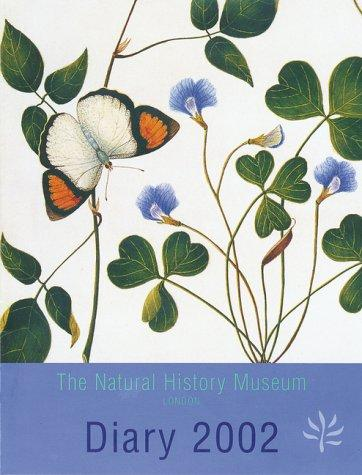 The Natural History Museum Diary 2002 by Margaret Bushby Cockburn