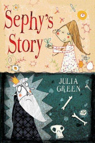 Sephy's Story (White Wolves) by Julia Green