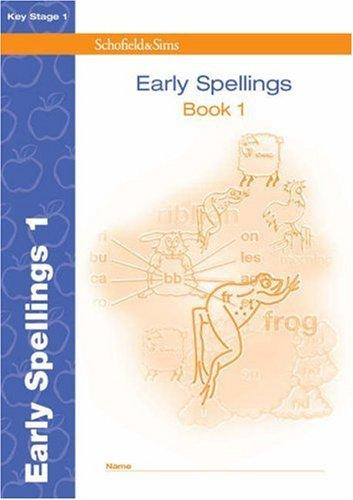 Early Spellings (Spelling) by Paul Martin