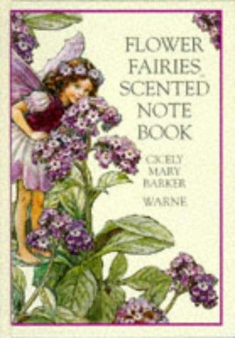 Flower Fairies Scented Notebook by Cicely Mary Barker