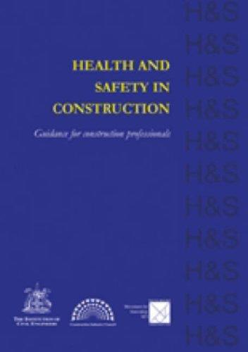 Health and Safety in Construction by John Barber