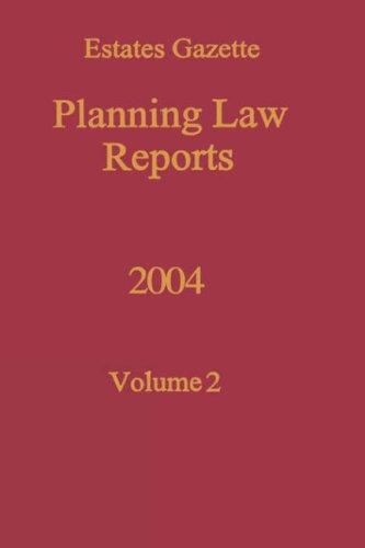 PLR 2004 by Barry Denyer-Green, Navjit Ubhi
