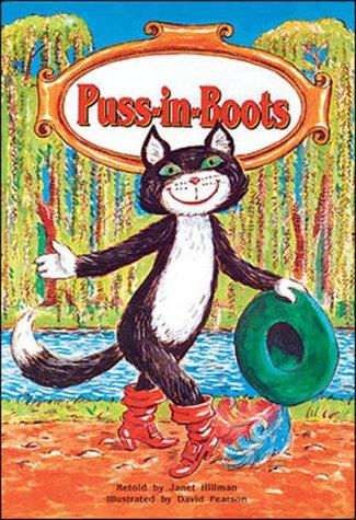 Puss in Boots (Literacy Links Plus Big Books) by Janet Hillman