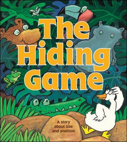 Hiding Game - Dizzy Dinosaur Concept Books for Foundation (B06) by Rosemary Reuille Irons