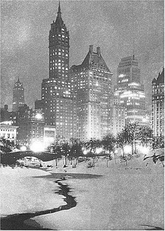 Central Park, Winter (Holiday Cards) by Galison/Mudpuppy