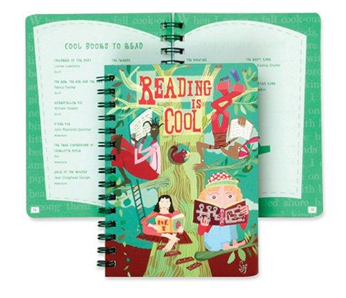 Reading is Cool Journal by Galison/Mudpuppy