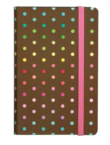 Chocolate Dots Accordion Organizer by Galison/Mudpuppy