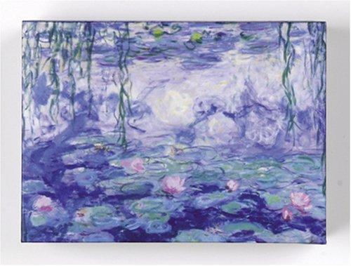 Monet Waterlily Pond Note Cards by Galison/Mudpuppy