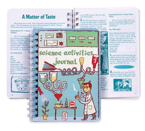 Science Activities Journal by Galison/Mudpuppy