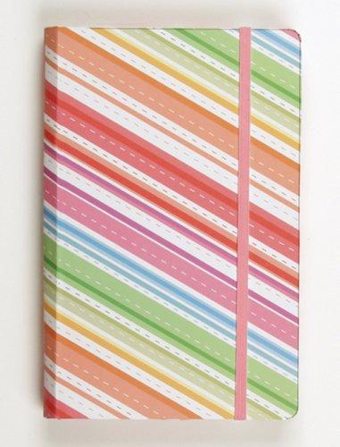 Candy Stripes Journal by Galison/Mudpuppy